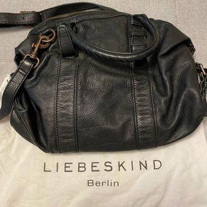 Liebeskind Berlin Black Leather Bag